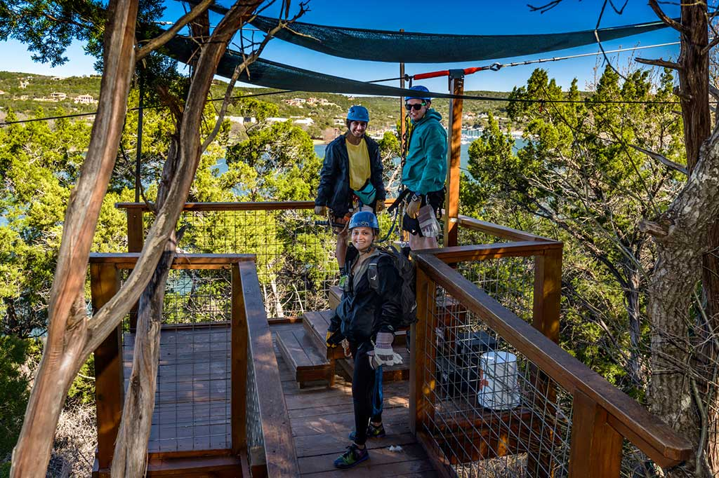 Lake Travis Zipline Adventure The Longest & Fastest Zipline in Texas