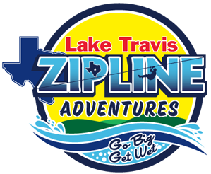 Image result for Lake Travis Zipline logo